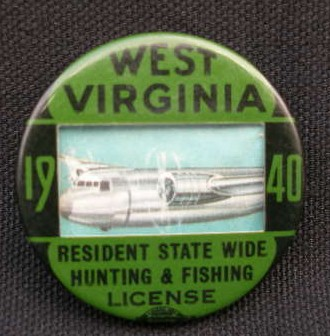 Hunting fishing antiques for Virginia fishing license online